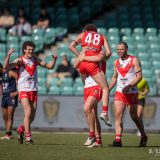'Roos bounce to 2021 Development League flag