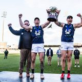 Final term blitz sees Blues go back-to-back